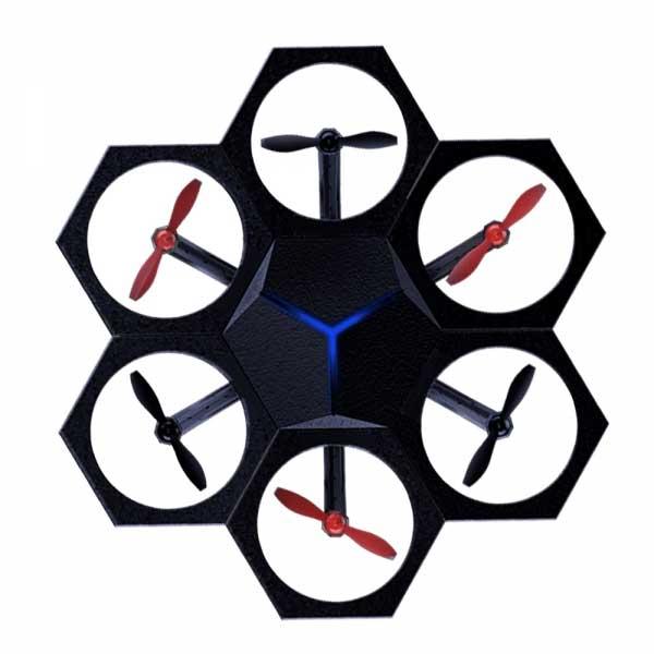 Airblock: Robot educativo 3 en 1