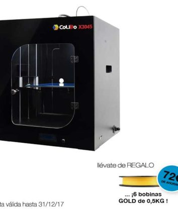 impresora colido X3045