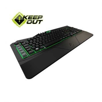 TECLADO GAMING KEEP OUT F89CHV2