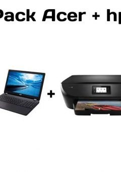 pack acer extensa mas multifuncion hp