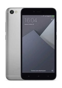 "SmartPhone Xiaomi Redmi Note 5A Pantalla 5.5"" - 2 GB - 16 GB - Gris"