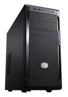 CAJA ATX COOLERMASTER N300 NEGRA USB 3.0 SIN FUENT