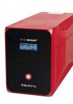SAI SALICRU SPS 800 SOHO PLUS LINE-INTERACTIVE ARRANQUE EN FRIO USB