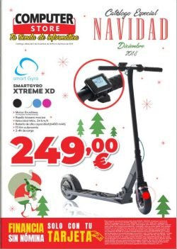 catalogo Navidad Computer Store