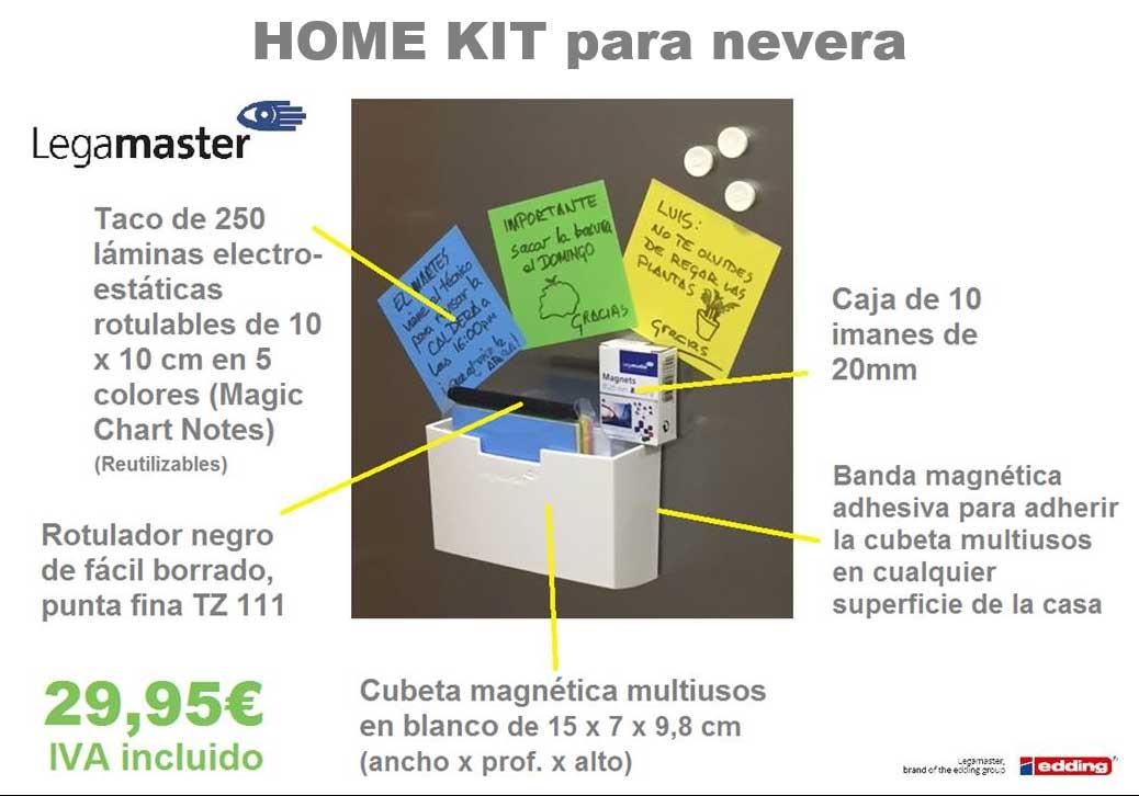legamaster home kit