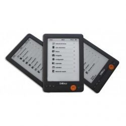 "E-BOOK BILLOW E03E 6"" 4GB GRIS"