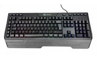 Talius Tal StormV2 teclado USB Qwerty